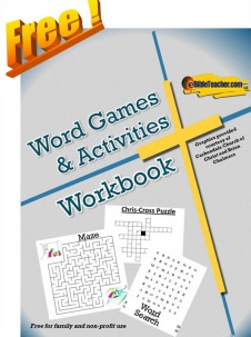 Word Game Activities Workbook