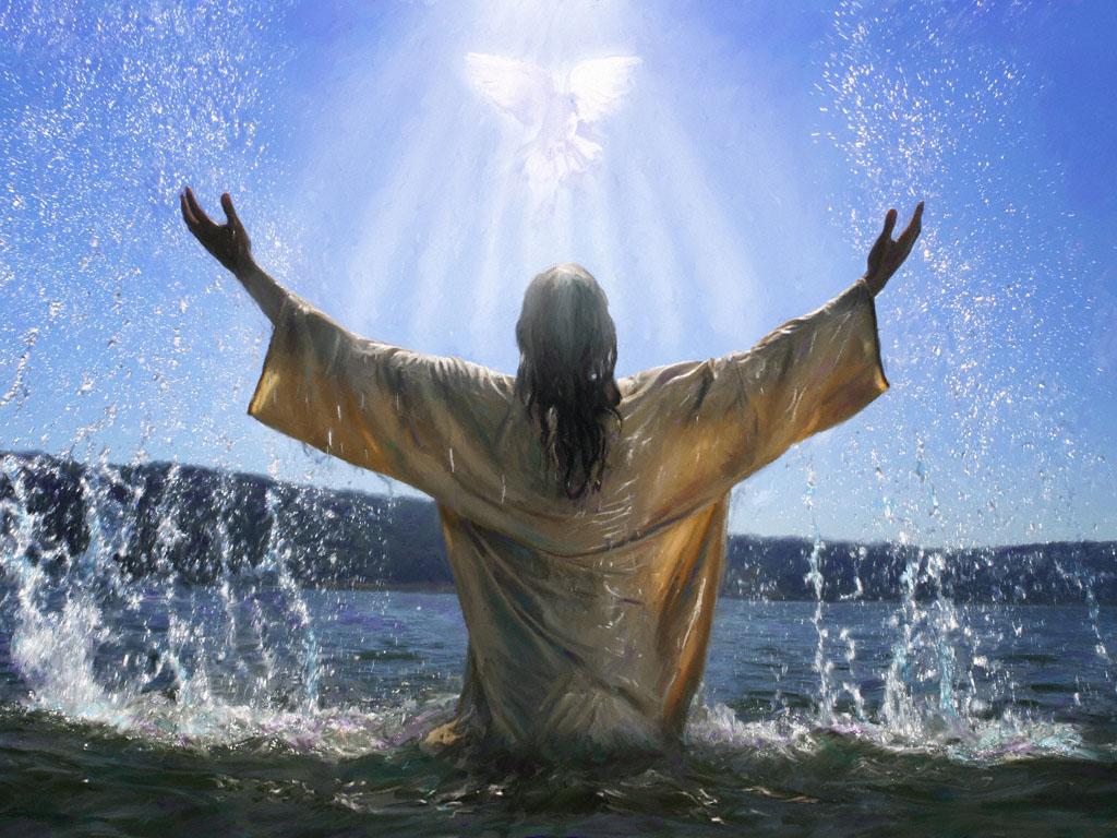 Baptisan Kudus - GKI Residen Sudirman