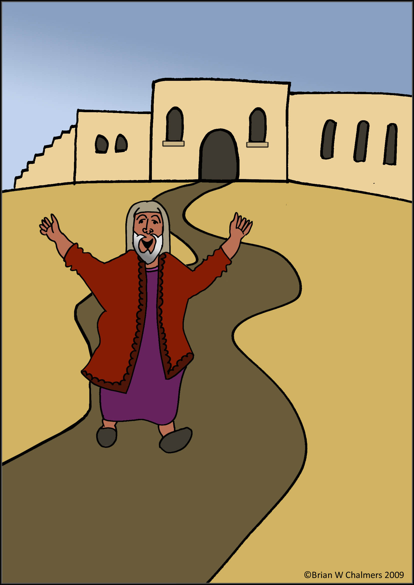 the biblical theme of the prodigal sons parable in bishops and rossettis poems Introduction to the study of literature in english  to the study of literature in english  compare the theme and tone of the two poems.