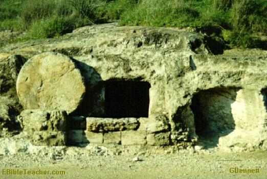 Burial Ebibleteacher