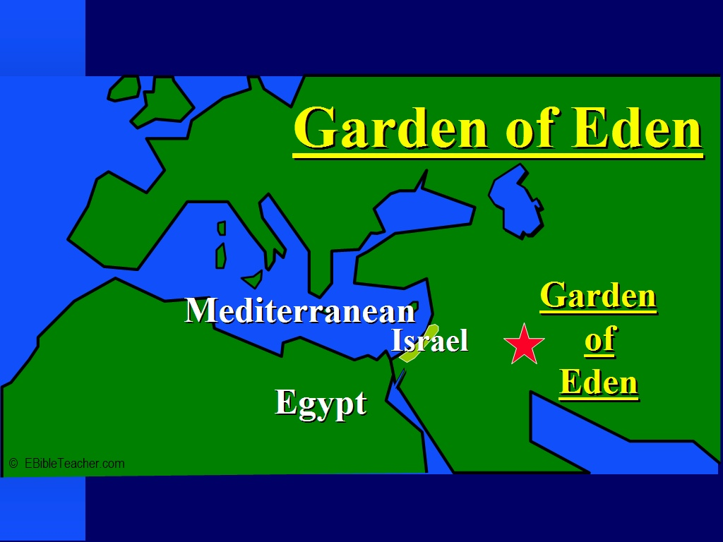 Old Testament Maps Ebibleteacher