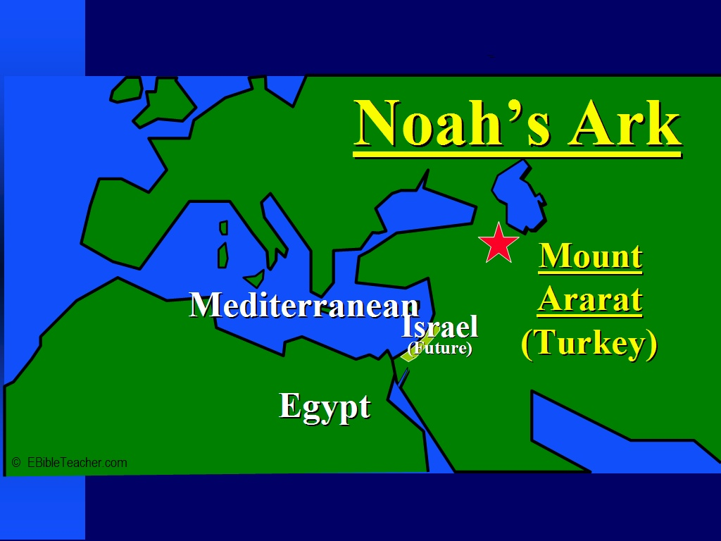 Old Testament Maps EBibleTeacher - Map of egypt old testament
