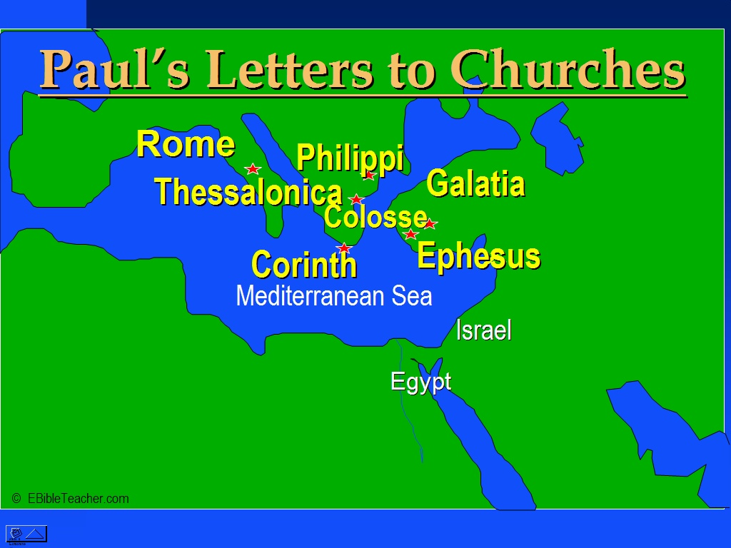 paul in the new testament Paul's gospel is eschatological that is, it moves from one obsolete era to the new one, and it moves towards a culmination or ending, summed up in christ sixth, paul quotes the old testament to prove that christ brings victory.