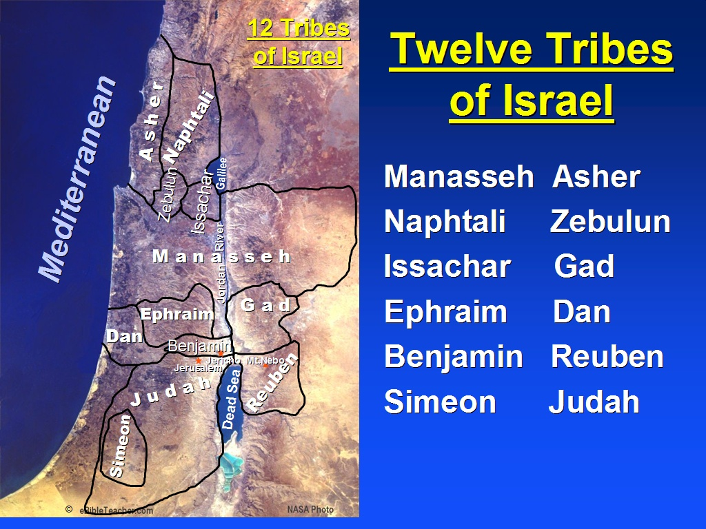 Old Testament Maps EBibleTeacher - Map of old testament israel