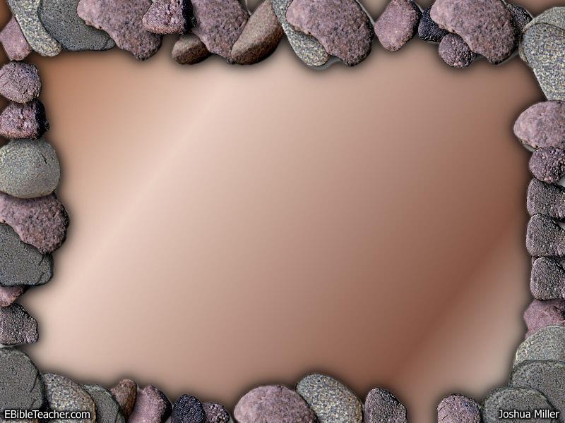 Stone Ebibleteacher